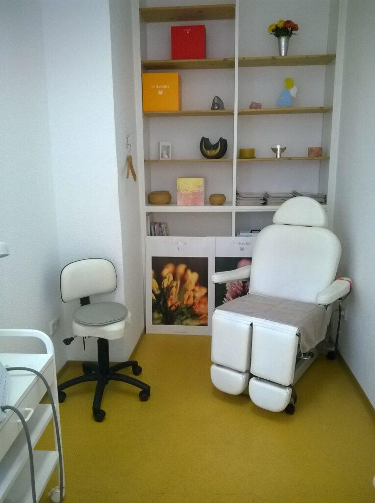 Der Schönheitstempel Fußpflegeraum